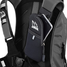 USWE Phone Chest Pocket, black